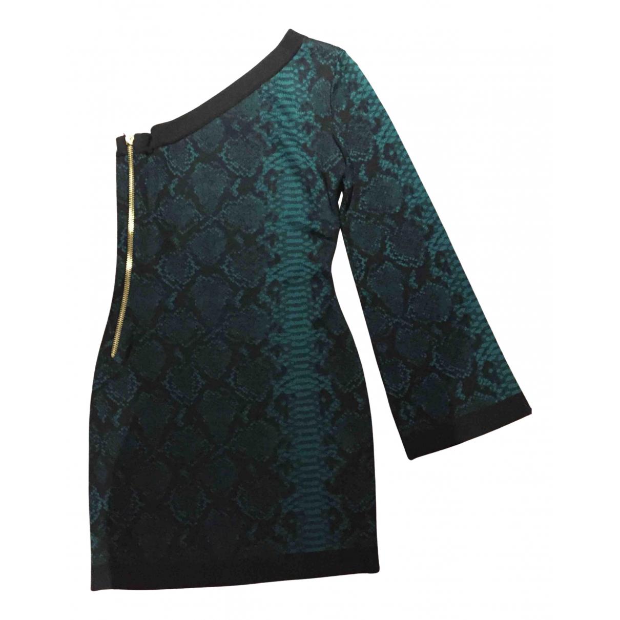Balmain \N Green dress for Women 36 FR