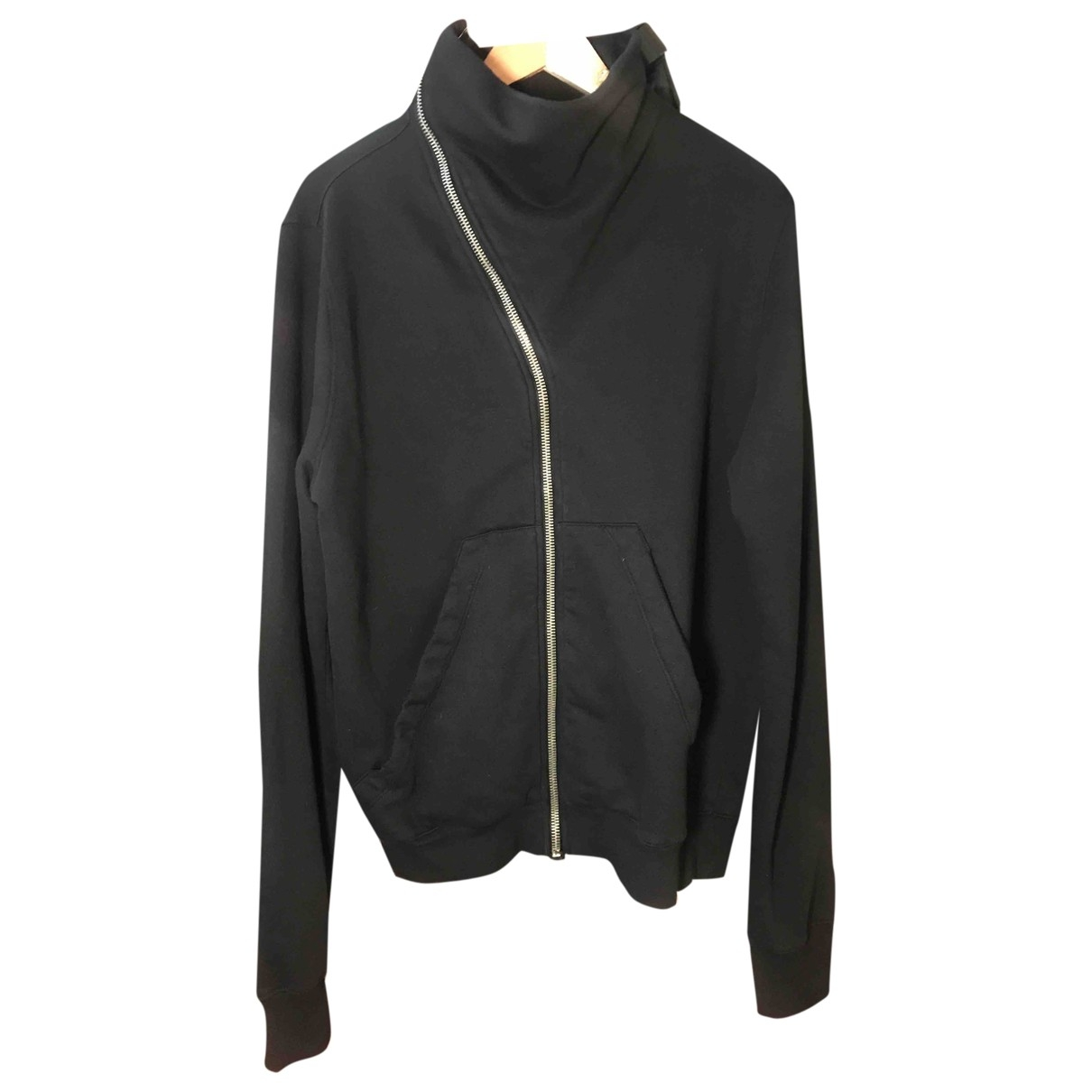 Rick Owens \N Black Cotton jacket  for Men L International
