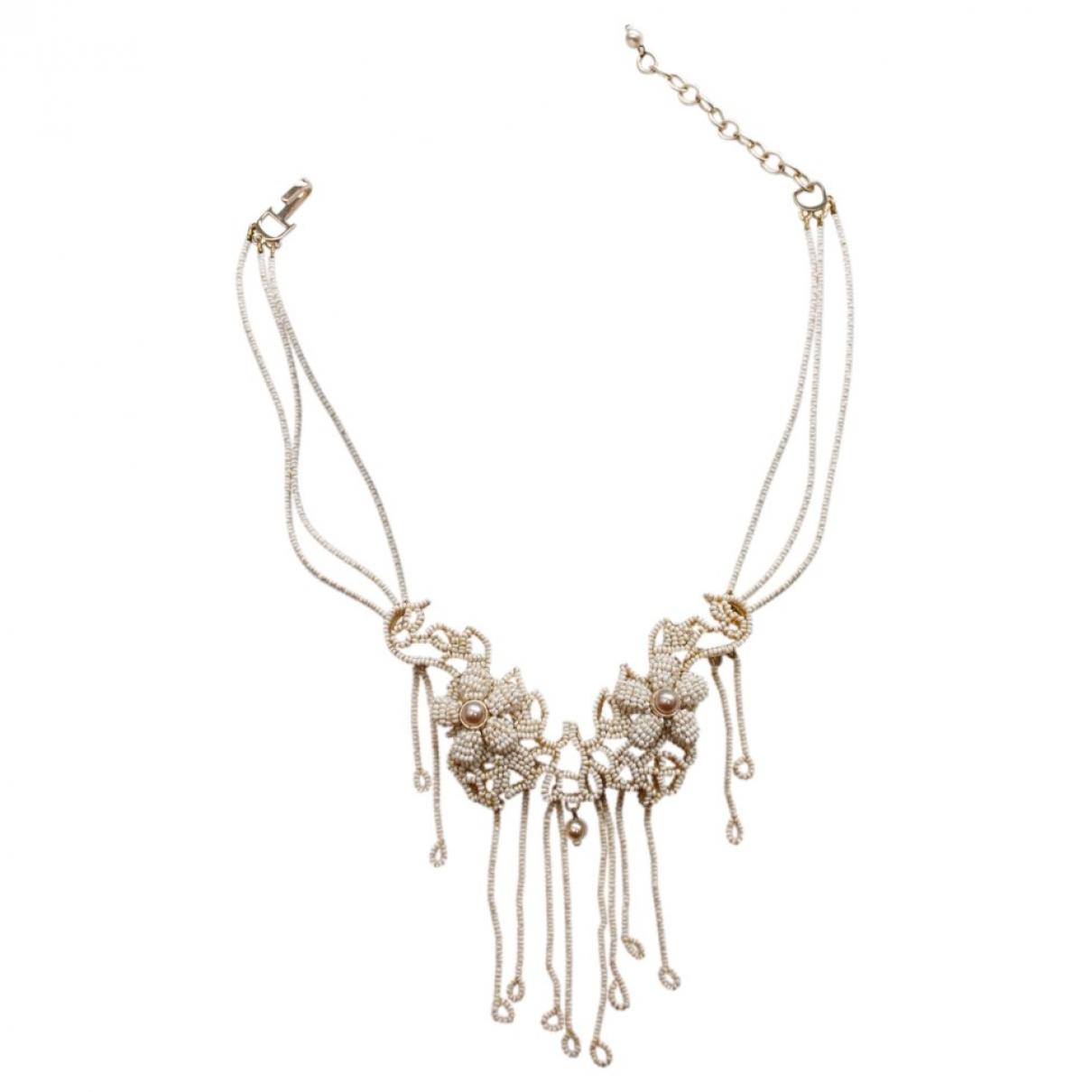 Dior - Collier   pour femme en perles