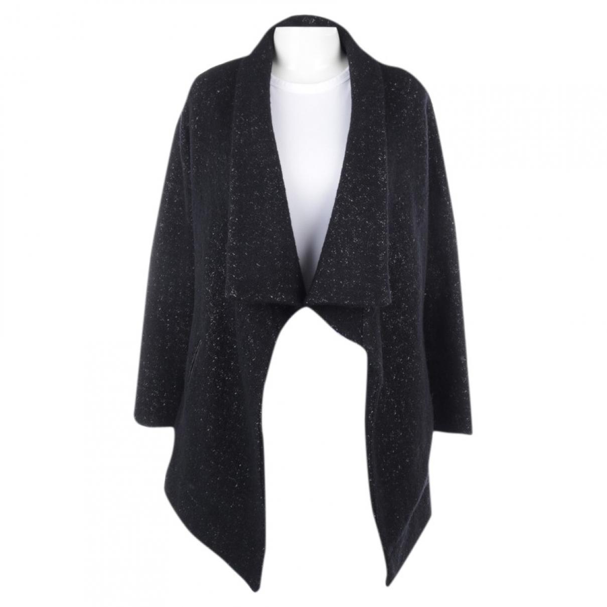 Steffen Schraut - Veste   pour femme en laine - noir