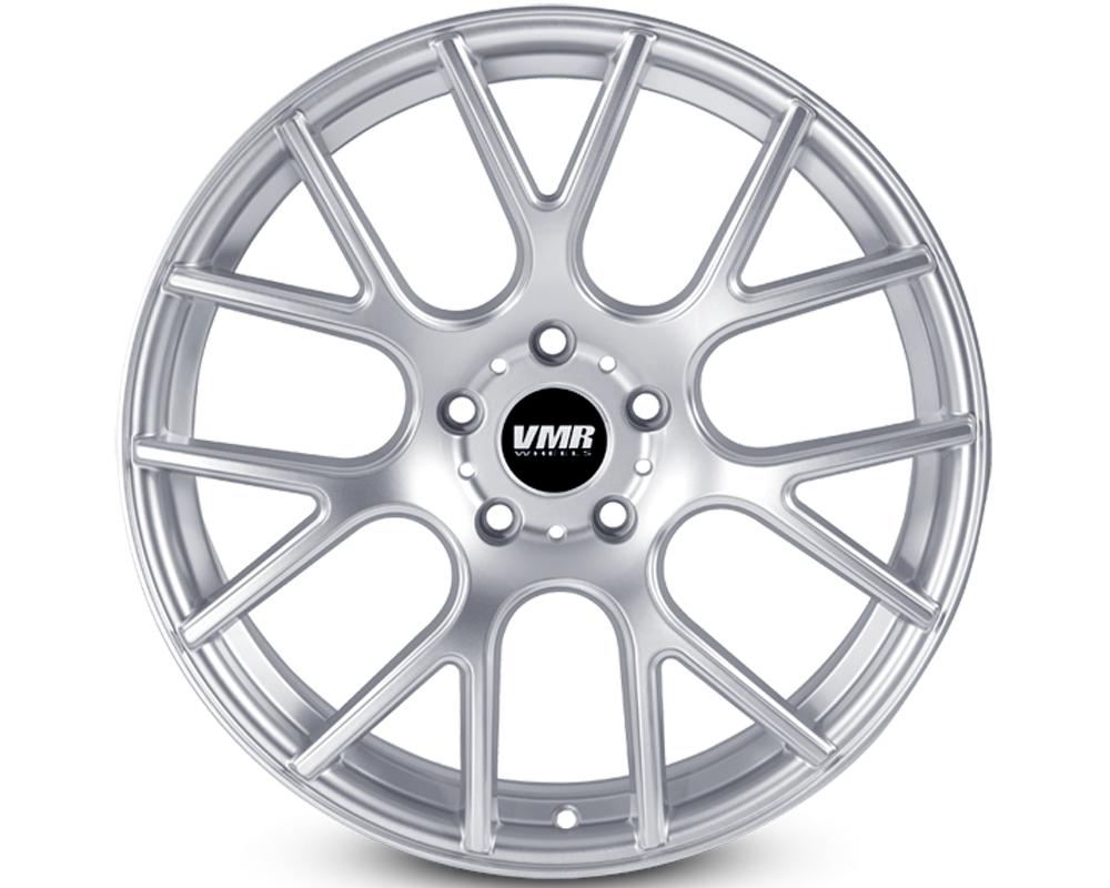 Velocity Motoring V13658 V810 Wheel Hyper Silver 18x9.5 5x120 58mm