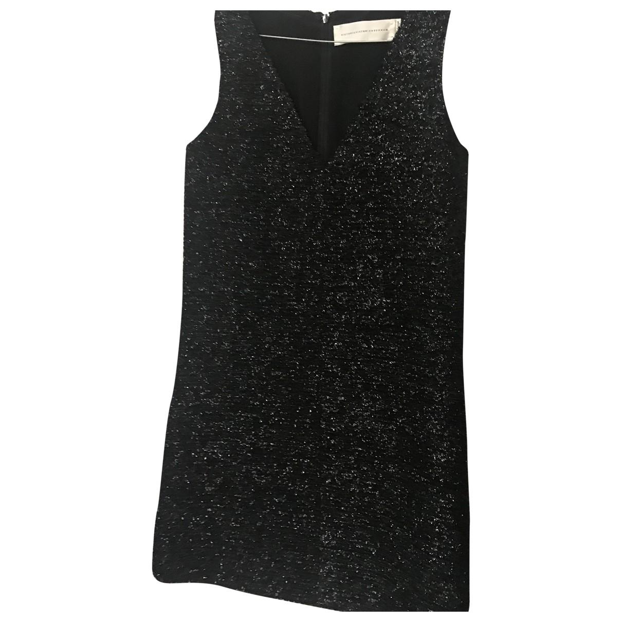 Victoria, Victoria Beckham - Robe   pour femme - noir