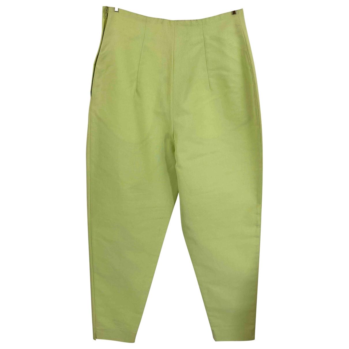 Pantalon zanahoria Non Signe / Unsigned
