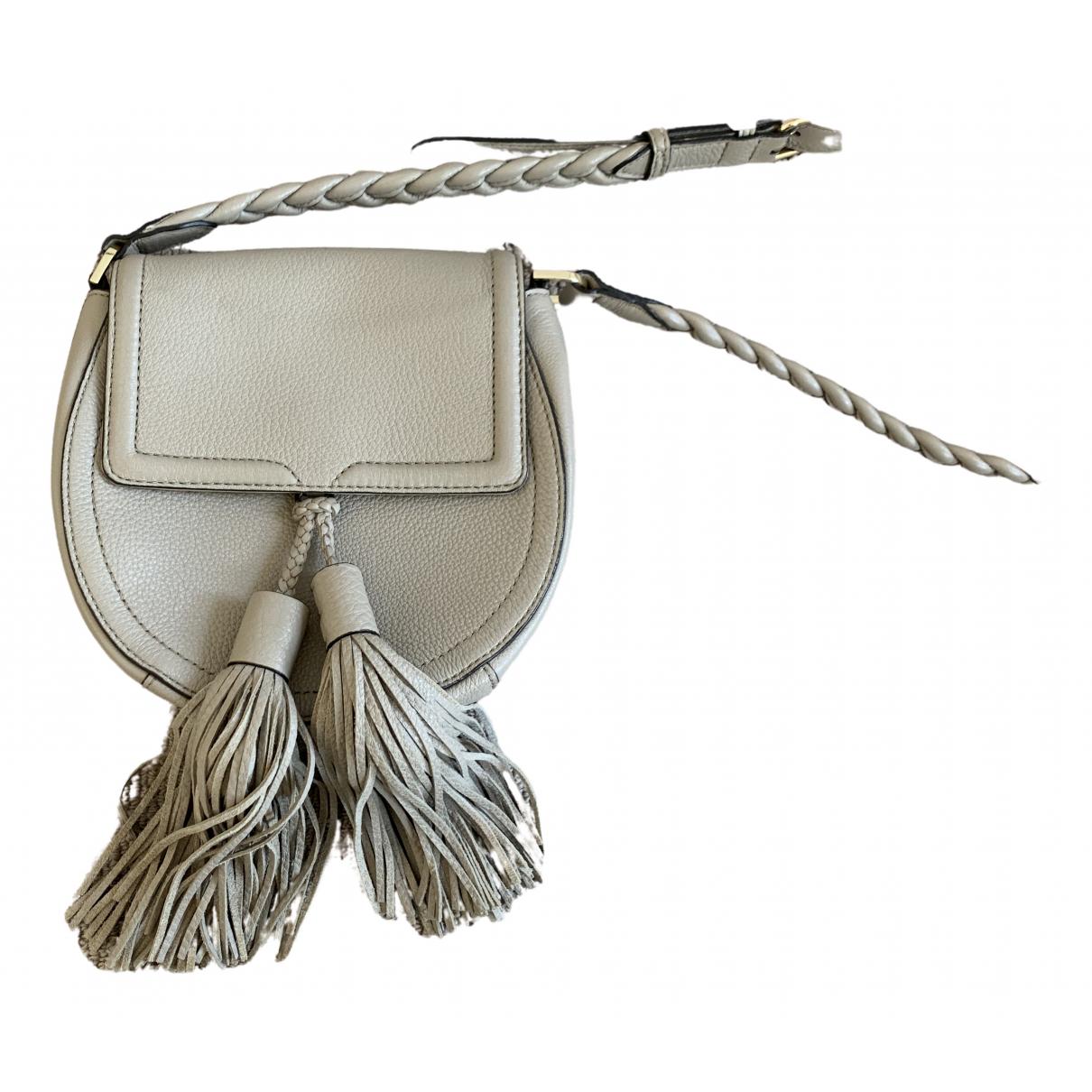 Rebecca Minkoff \N Beige Leather handbag for Women \N
