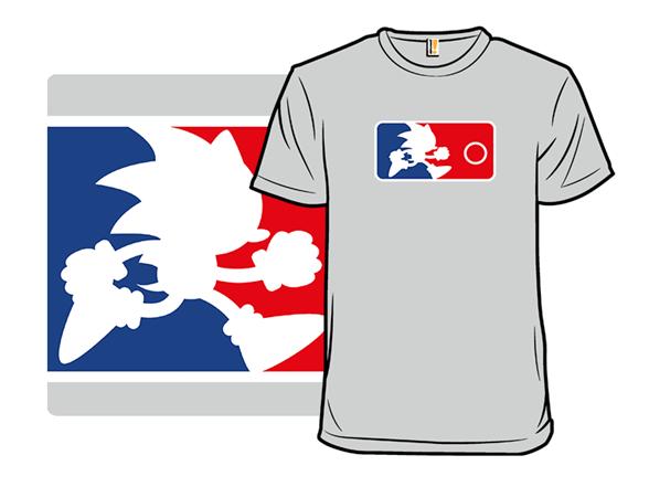 Ring Runner's League T Shirt