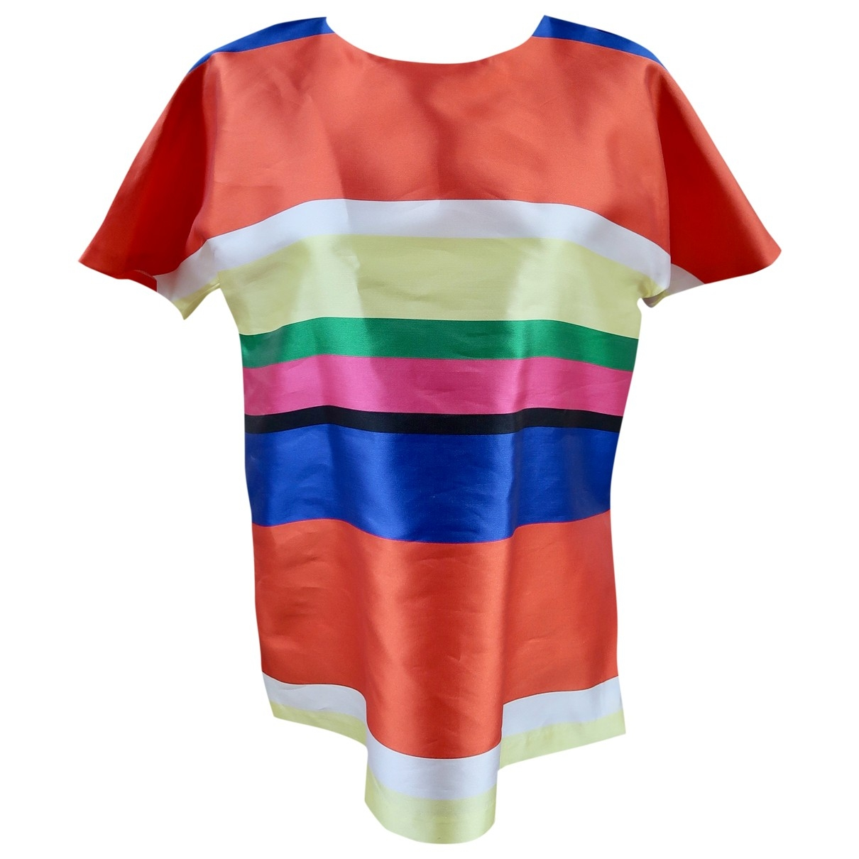 Non Signé / Unsigned \N Multicolour  top for Women 40 IT