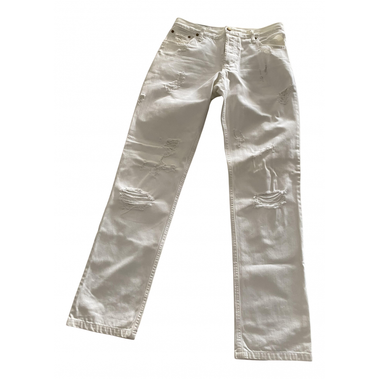 Camilla And Marc N White Denim - Jeans Jeans for Women 27 US