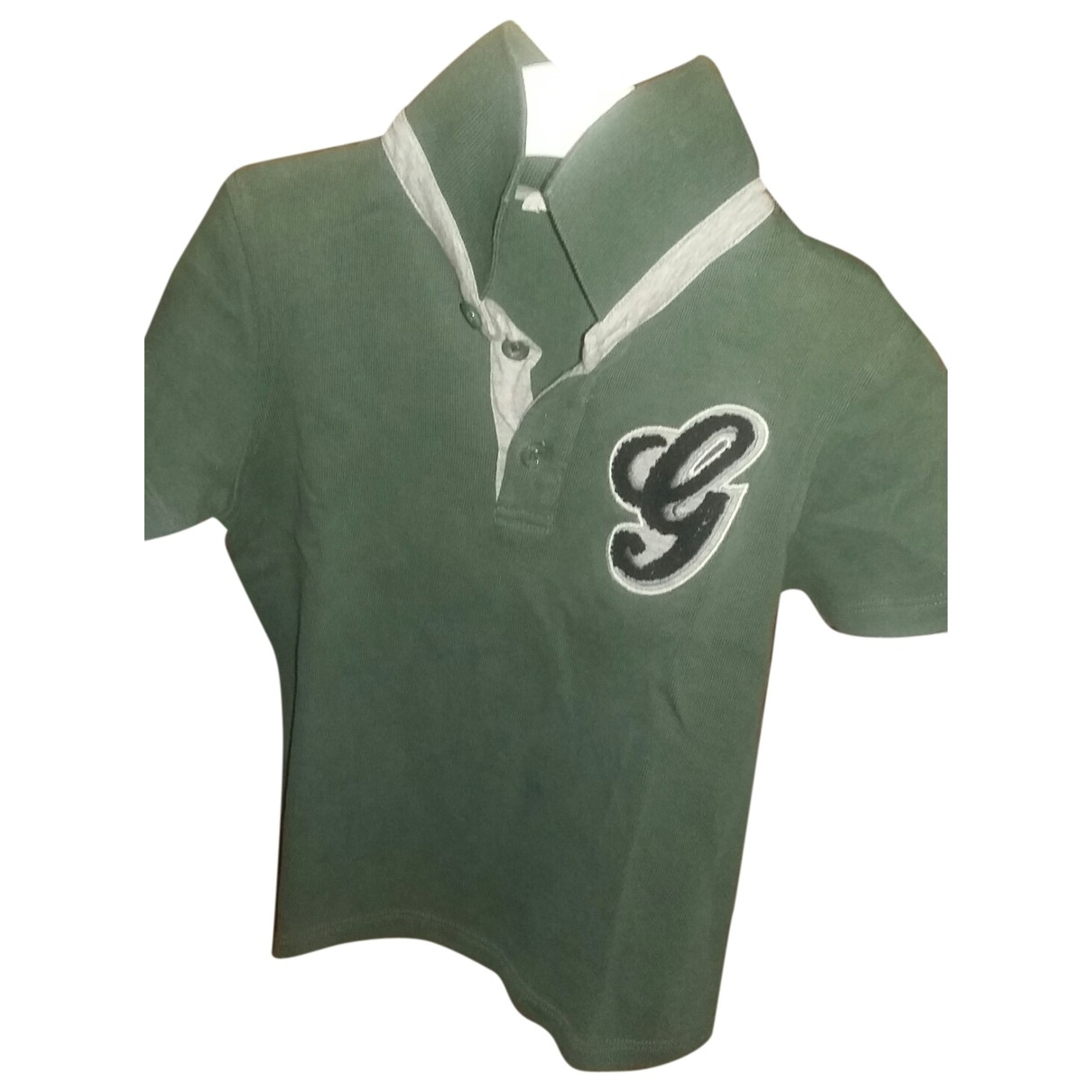 Gucci \N Green Cotton  top for Kids 3 years - up to 98cm FR