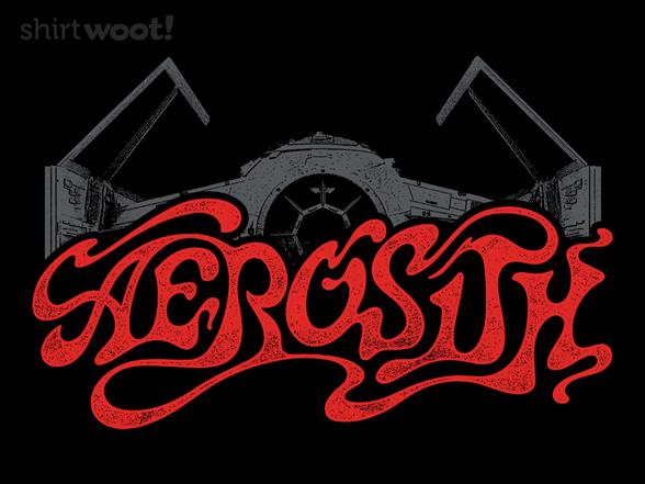 Aerosith T Shirt