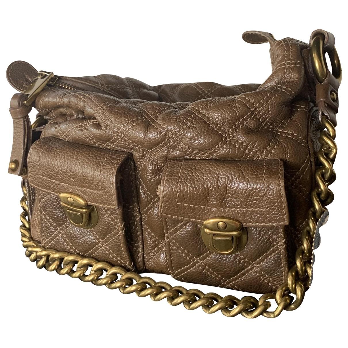 Marc Jacobs \N Brown Leather handbag for Women \N
