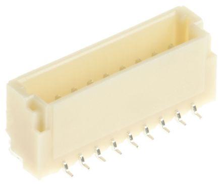 JST , SH, 9 Way, 1 Row, Straight PCB Header (10)