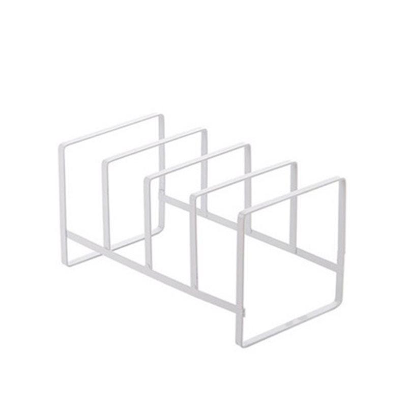 Beddinginn Kitchen Dish And Bowl Iron Floor Type Storage Holders & Racks