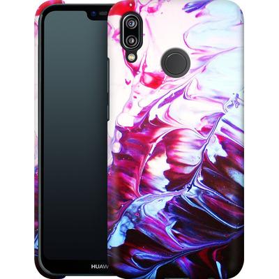 Huawei P20 Lite Smartphone Huelle - Macro 8 von Gela Behrmann