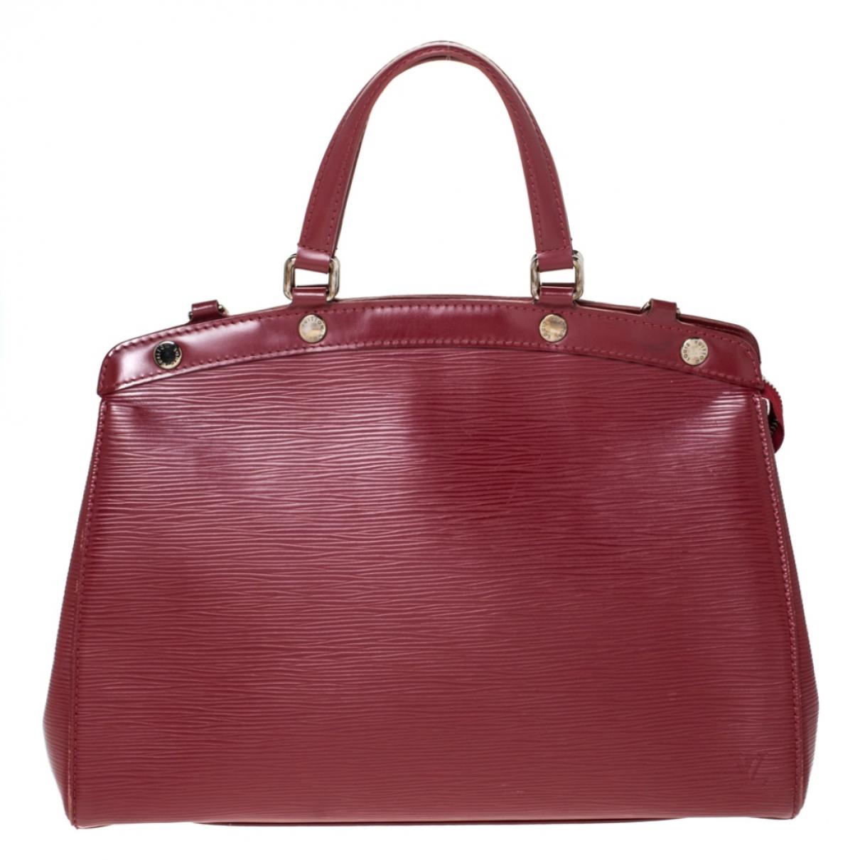 Louis Vuitton Brea Handtasche in Leder