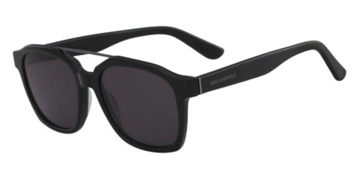 Karl Lagerfeld KL 949S 001 Women's Sunglasses Black Size 54