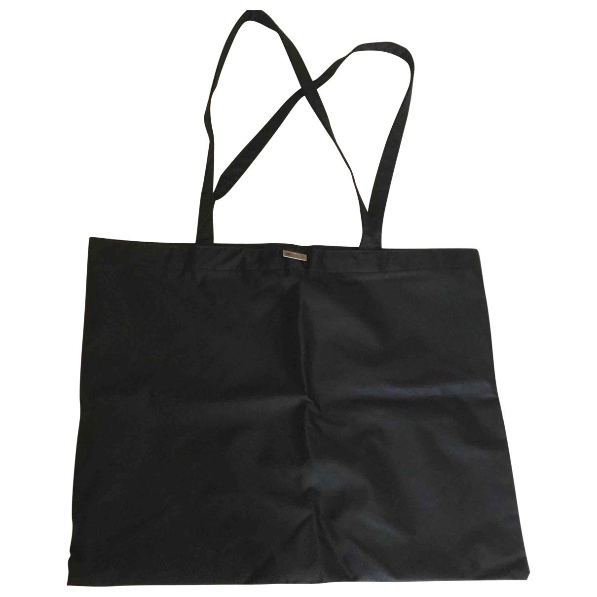 Marella \N Handtasche in  Schwarz Synthetik