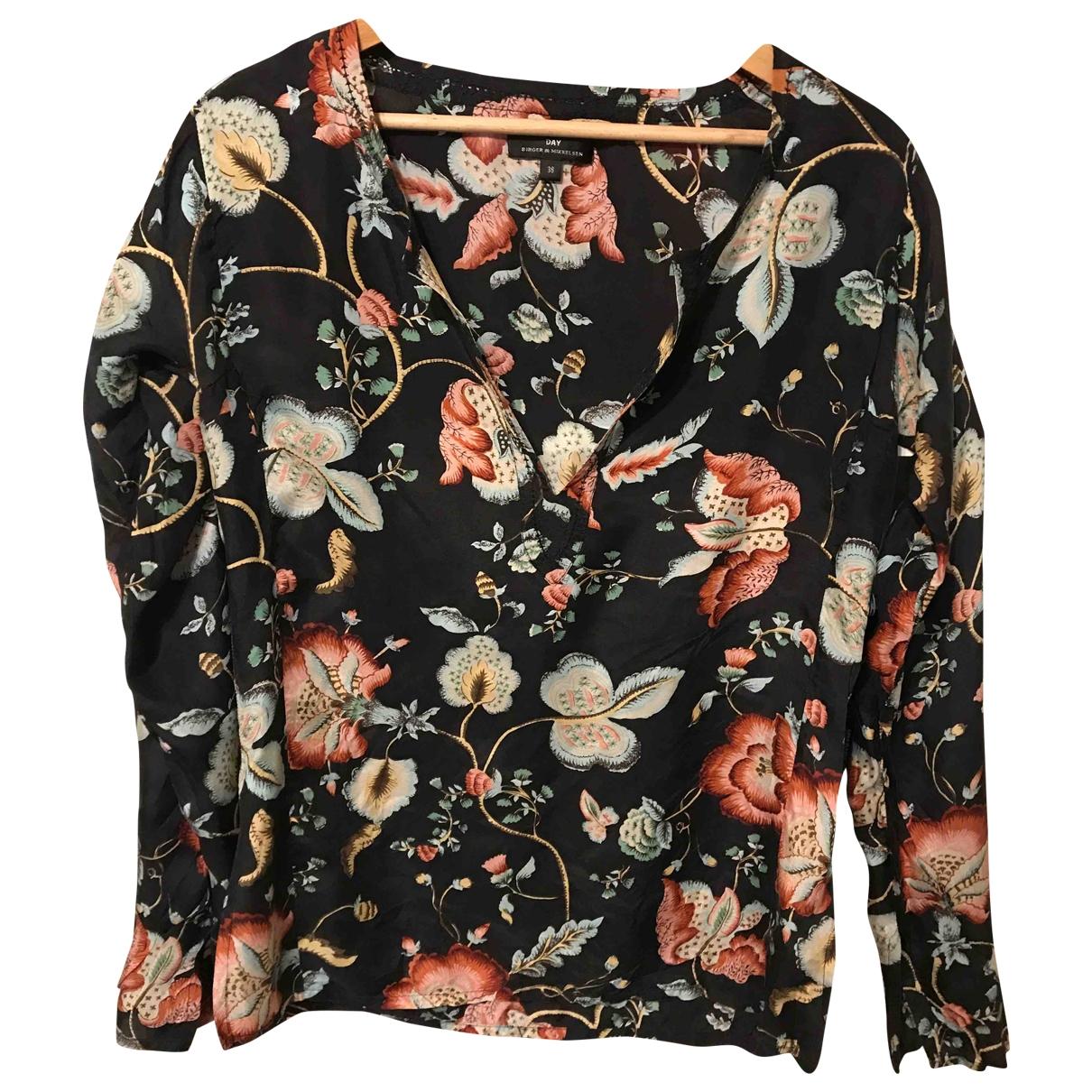 Day Birger & Mikkelsen \N Multicolour Silk  top for Women S International