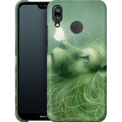 Huawei P20 Lite Smartphone Huelle - In the Calm of the Pale Moonlight von Dan May