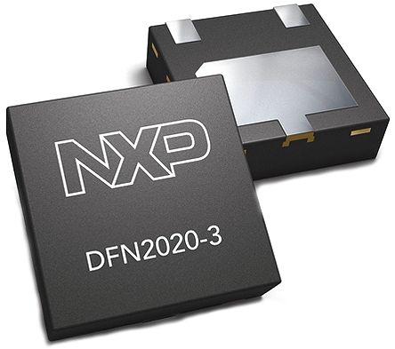 Nexperia PBSS5580PA,115 PNP Transistor, 4 A, 80 V, 3-Pin HUSON (20)