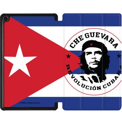 Amazon Fire 7 (2017) Tablet Smart Case - Revolucion Cubana von Che Guevara