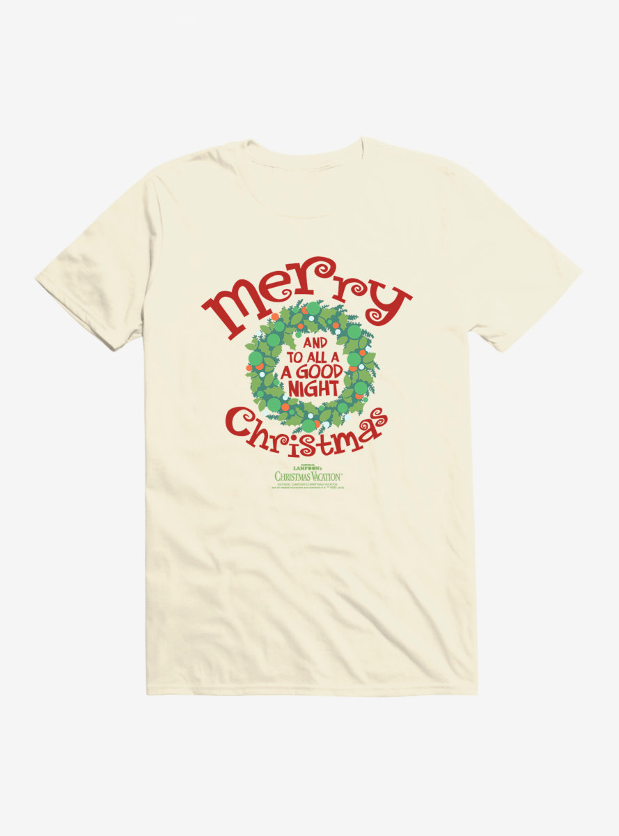 National Lampoon's Christmas Vacation Merry National Lampoon's Christmas T-Shirt