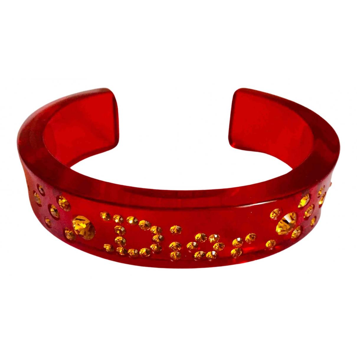 Dior - Bracelet   pour femme - rouge