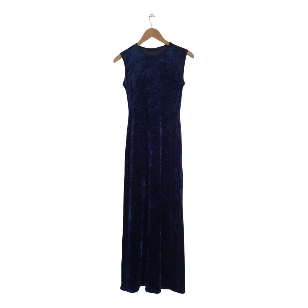 Jenny Packham \N Kleid in Samt