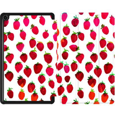 Amazon Fire 7 (2017) Tablet Smart Case - Strawberries von Amy Sia