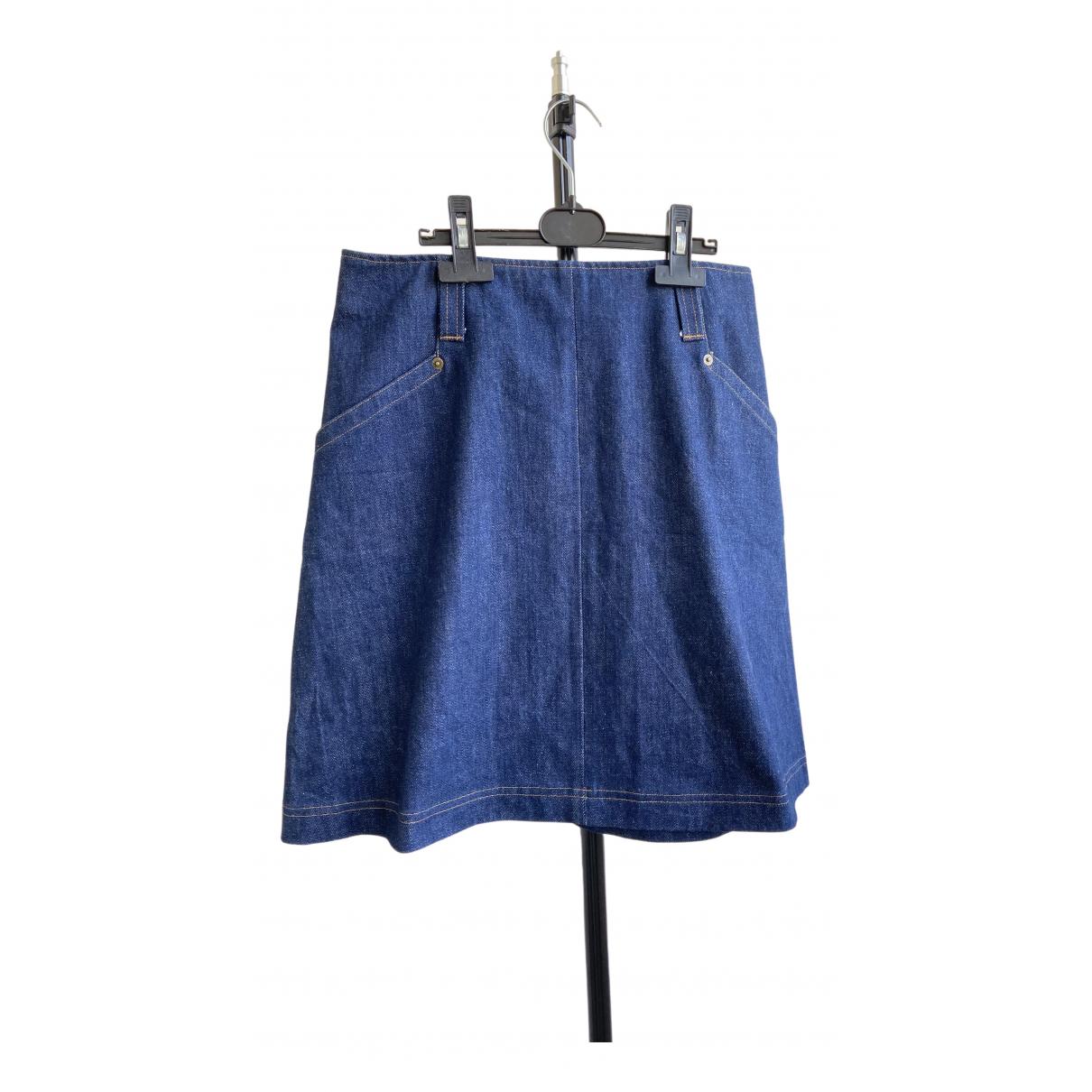 Apc \N Rocke in  Blau Denim - Jeans