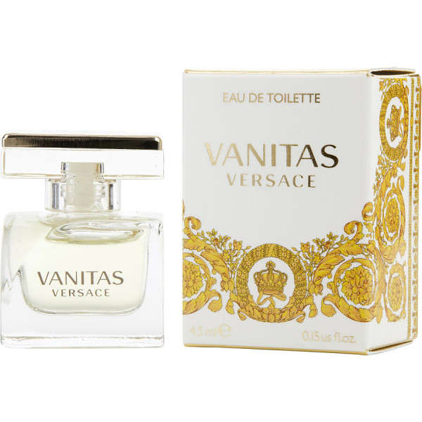 Vanitas - Versace Eau de Toilette Spray 4,5 ML