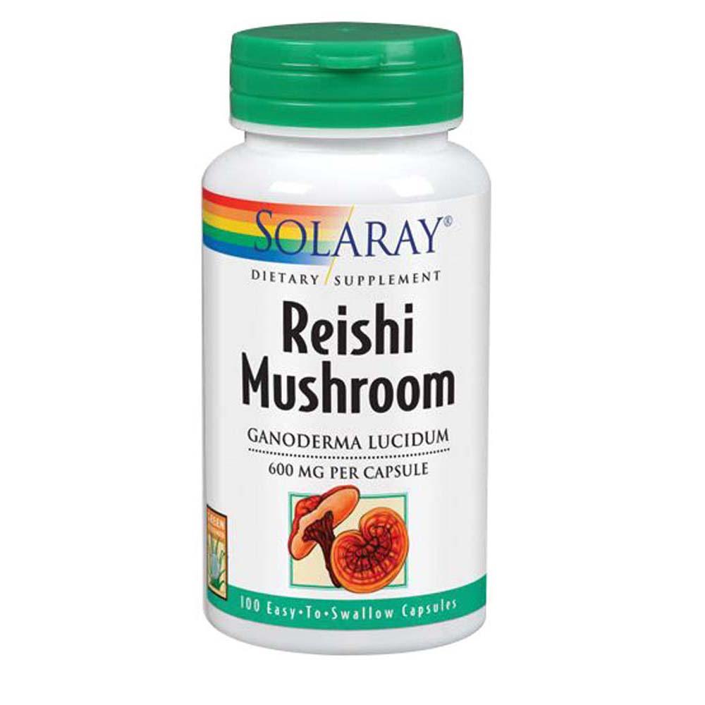 Reishi Mushroom 100 Caps by Solaray