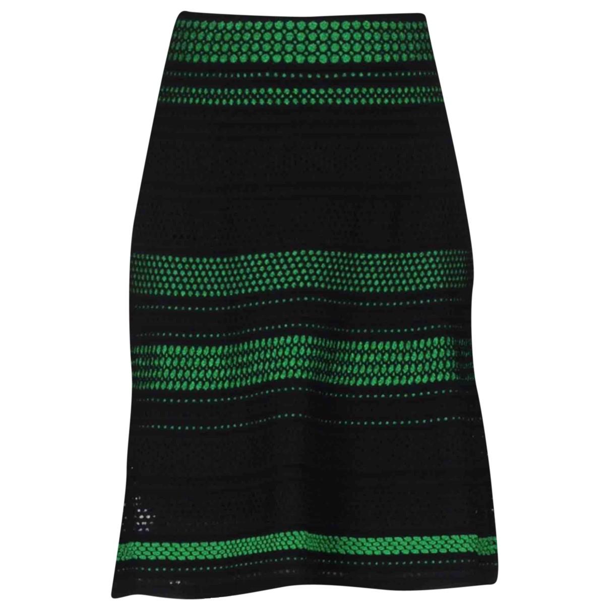M Missoni - Jupe   pour femme en laine - noir