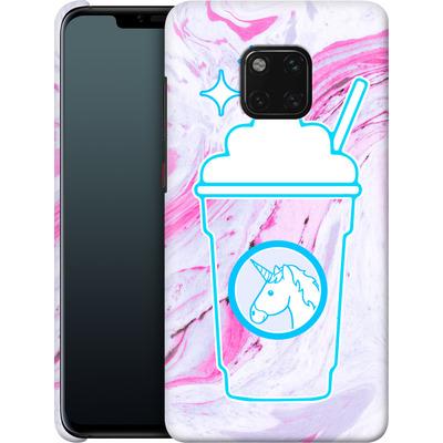 Huawei Mate 20 Pro Smartphone Huelle - Unicorn Frappuccino von caseable Designs