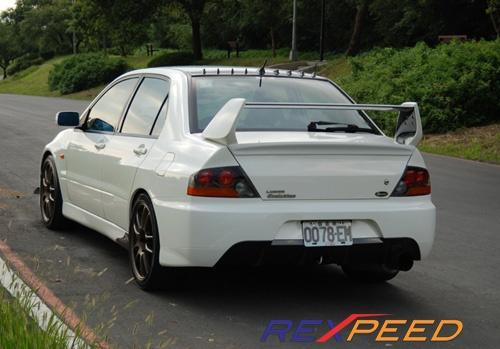 Rexpeed R12 Type-2 FRP Trunk Spoiler Mitsubishi EVO 8-9