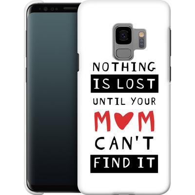 Samsung Galaxy S9 Smartphone Huelle - Nothing is Lost von caseable Designs
