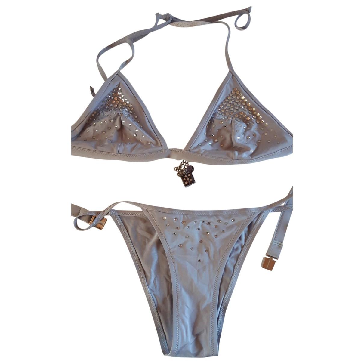 Emporio Armani \N Grey Swimwear for Women \N