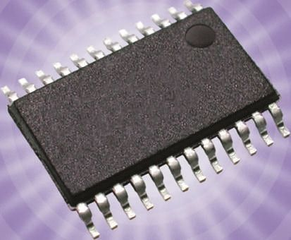 STMicroelectronics STP16CP05XTTR, LED Driver, 16-Digits 16-Segments, 3.3 V, 5 V, 24-Pin TSSOP (2)