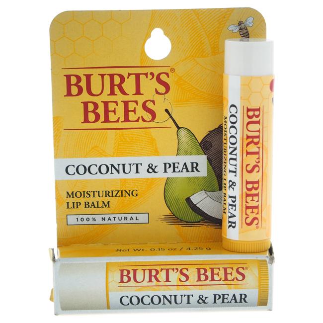 Coconut And Pear Moisturizing Lip Balm