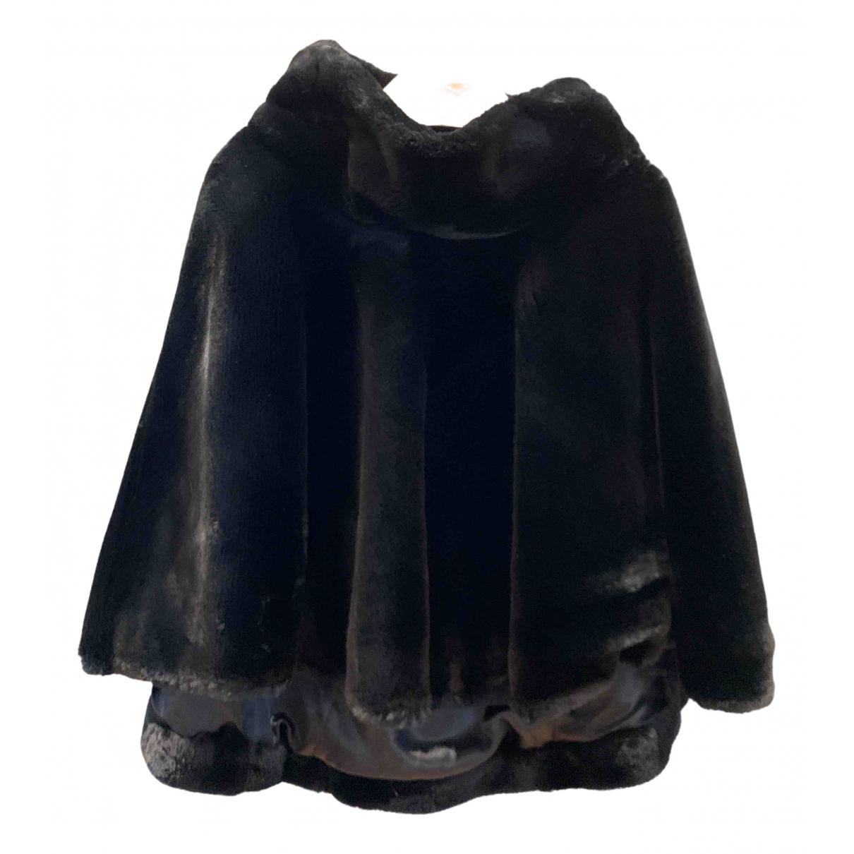 Velvet - Veste   pour femme - noir