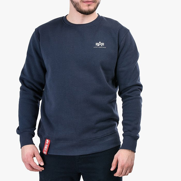 Alpha Industries Basic Sweater Small Logo 188307 02