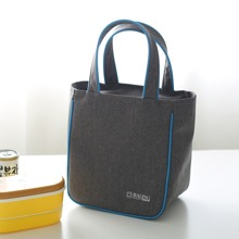 1 Stueck tragbare Essentasche