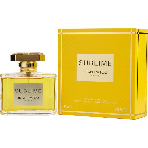 Jean Patou - Sublime : Eau de Parfum Spray 2.5 Oz / 75 ml