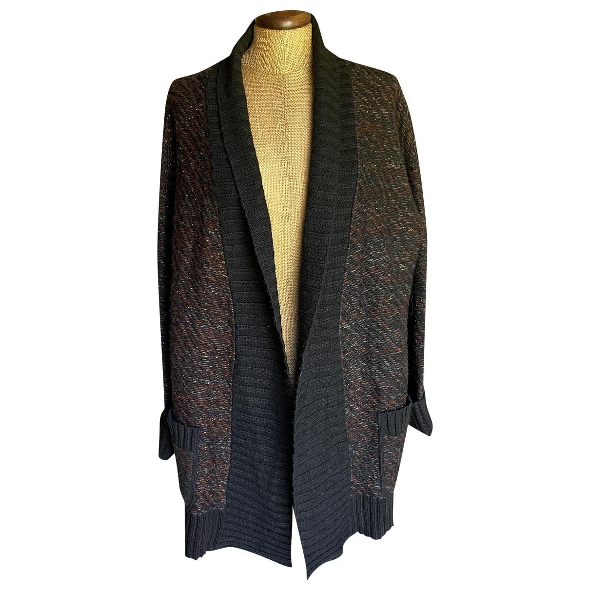 Essentiel Antwerp \N Black Wool Knitwear for Women 38 FR