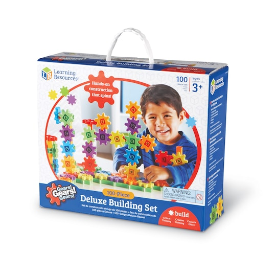 Gears Gears Gears® Beginner's Building Set, 95 PiecesLearning Resources | Michaels®