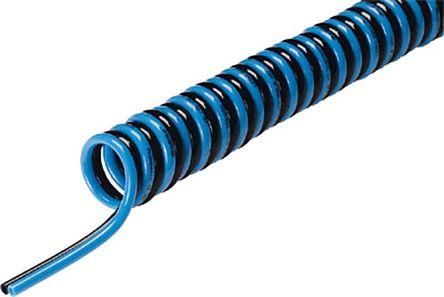 Festo Coil Tube 10mm Diameter, 6m Long TPE 10 bar
