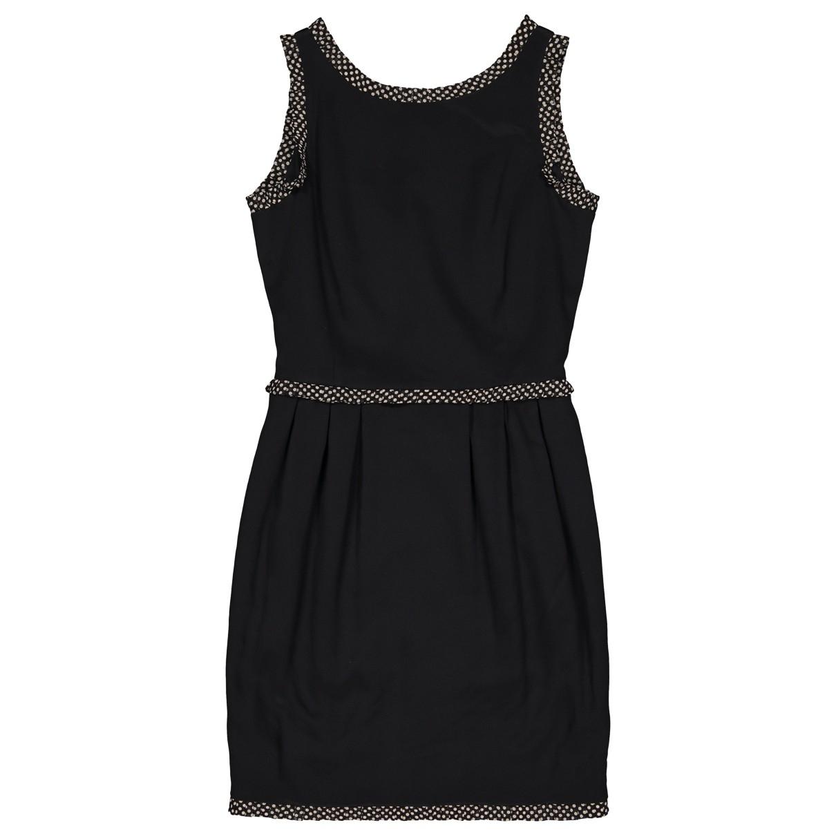 Valentino Garavani \N Black dress for Women 8 UK