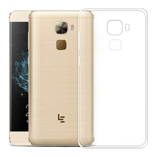 Silicon Back Cover High Quality Protective Soft Case Phone Shell For LeTV LeEco Le Pro 3/X720 - Transparent