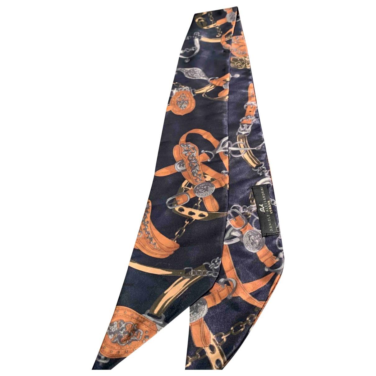 Daniele Alessandrini - Cravates   pour homme en soie