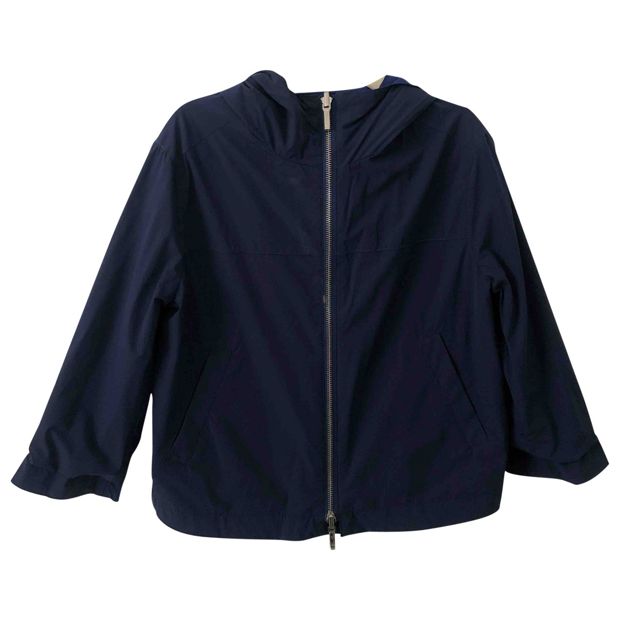 Loro Piana \N Blue jacket & coat for Kids 4 years - until 40 inches UK