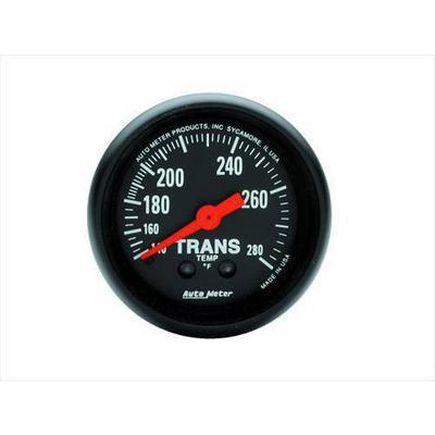 Auto Meter Z-Series Mechanical Transmission Temperature Gauge - 2615